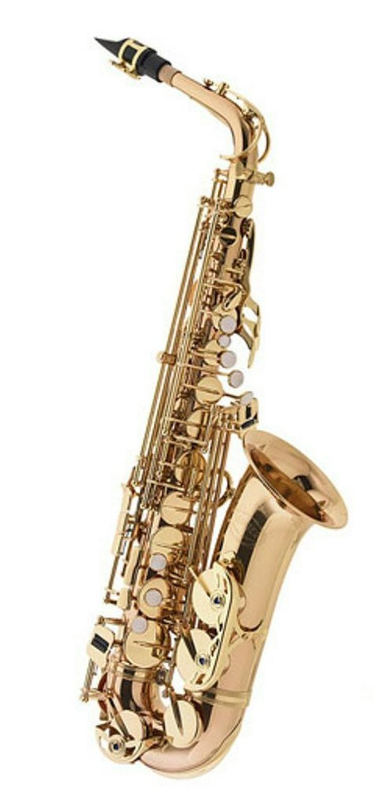 JUPITER Es - Altsaxophon, Mod. JP 769 RB II - Blasinstrumente - Bild 1