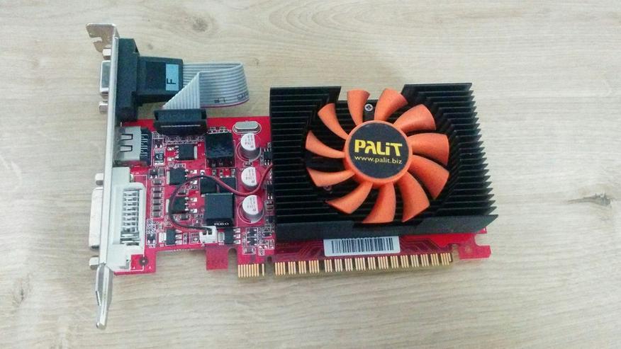 PALIT GeForce® GT 430 (1024MB DDR3) - Grafikkarten, TV-Schnittkarten & Zubehör - Bild 1