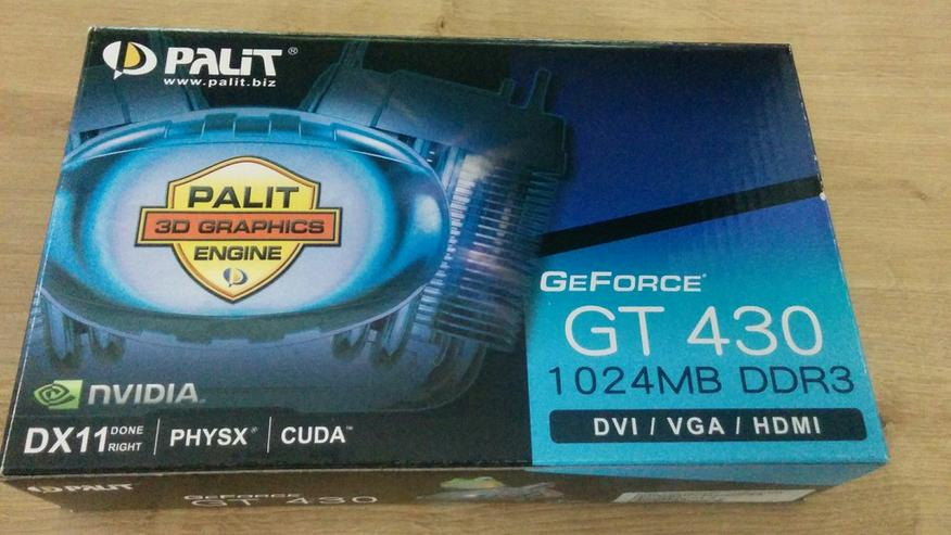 Bild 4: PALIT GeForce® GT 430 (1024MB DDR3)