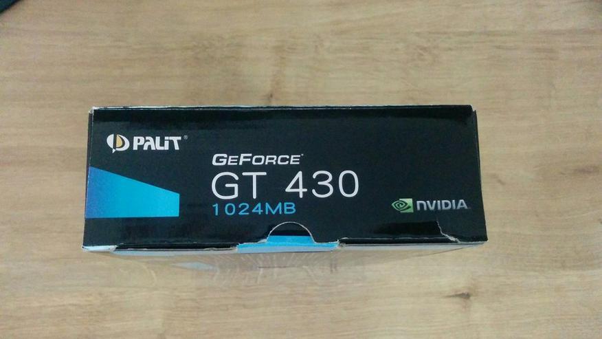 Bild 6: PALIT GeForce® GT 430 (1024MB DDR3)