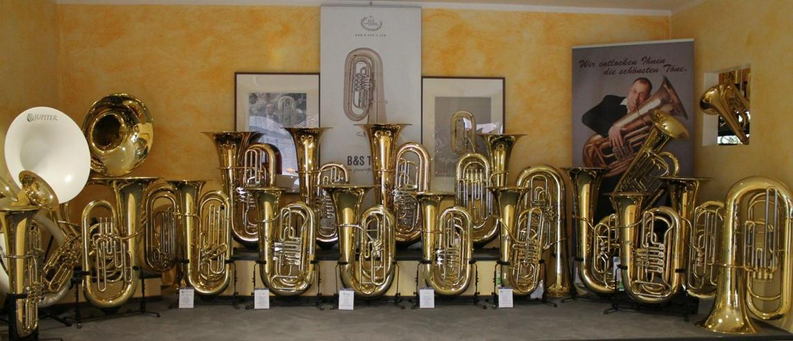 Bild 4: Melton 2011 FA Tuba Gravity, 4 Ventile, Neu