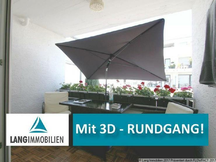 +++ Keine Käuferprovision! Bad Homburg + Kleine 2 Zimmer - Wohnung mit Balkon +++ - Wohnung kaufen - Bild 1