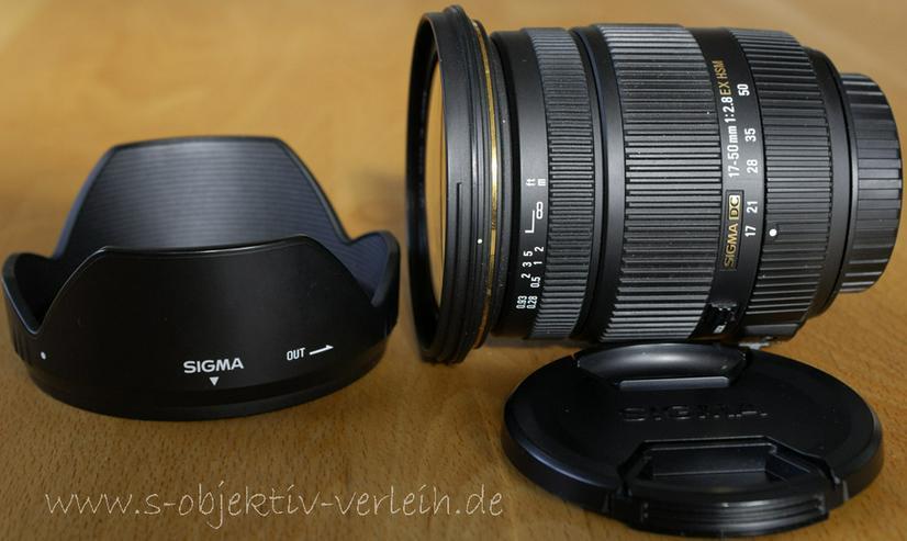 Bild 4: Sony Mietobjektive-z.B. SAL 4-5.6/70-400 SSM II