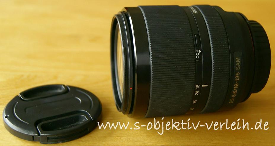 Bild 5: Sony Mietobjektive-z.B. SAL 4-5.6/70-400 SSM II