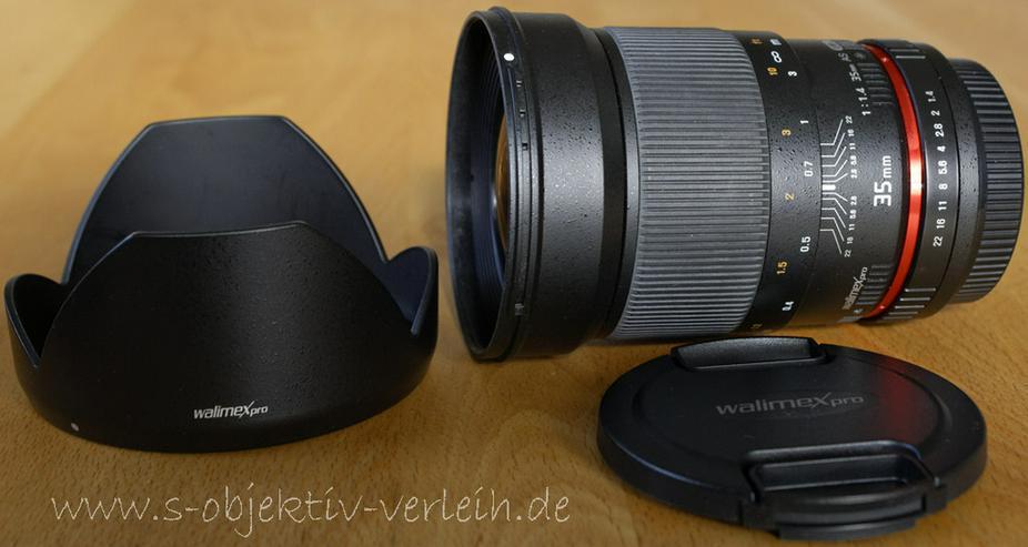Bild 6: Sony Mietobjektive-z.B. SAL 4-5.6/70-400 SSM II