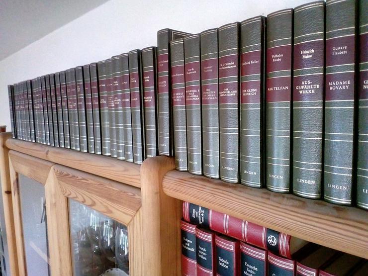 42-teilige Bibliotek der Klassiker