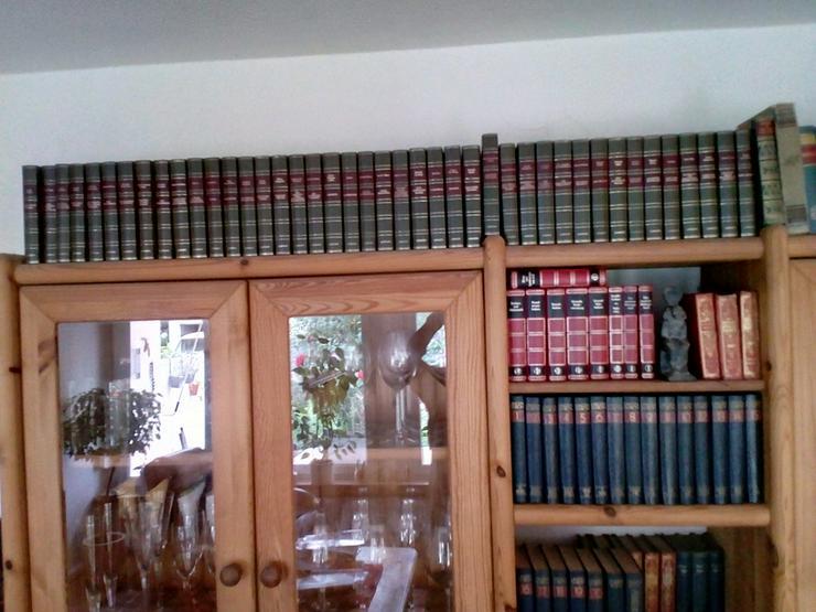Bild 3: 24 Bände - Lexikon