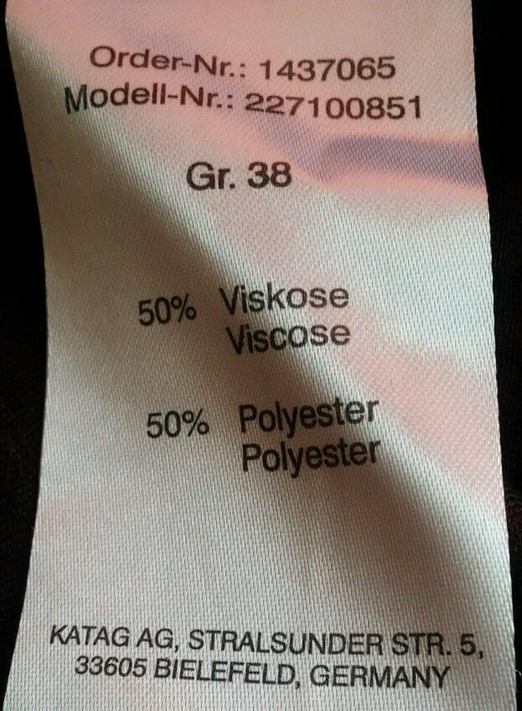 Bild 5: NEU Damen Shirt Bluse Gr.S in Braun P.35,95#0xA