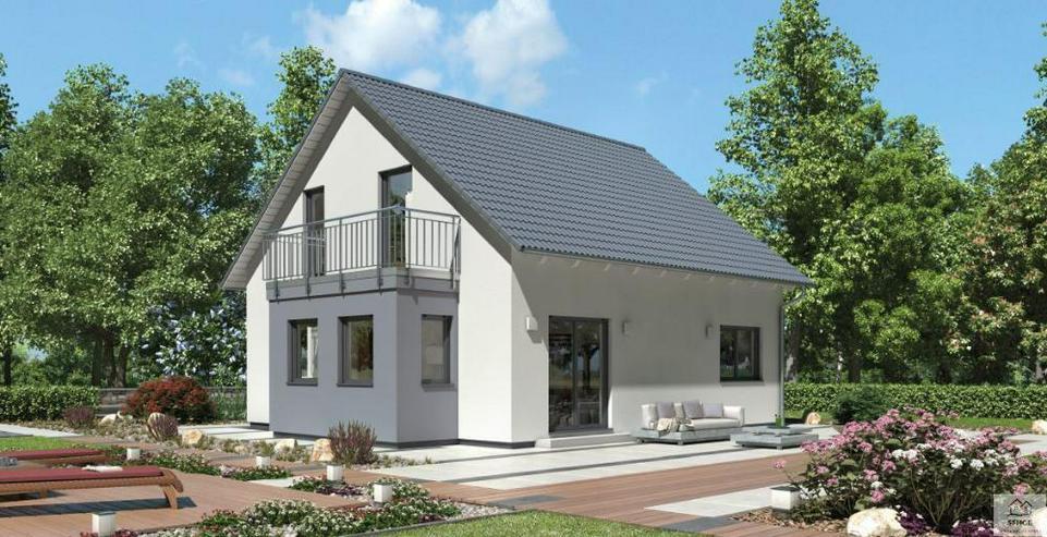 """Neubauprojekt """"Bellevue"""" für die junge Familien in Höchstetten - Haus kaufen - Bild 1"""