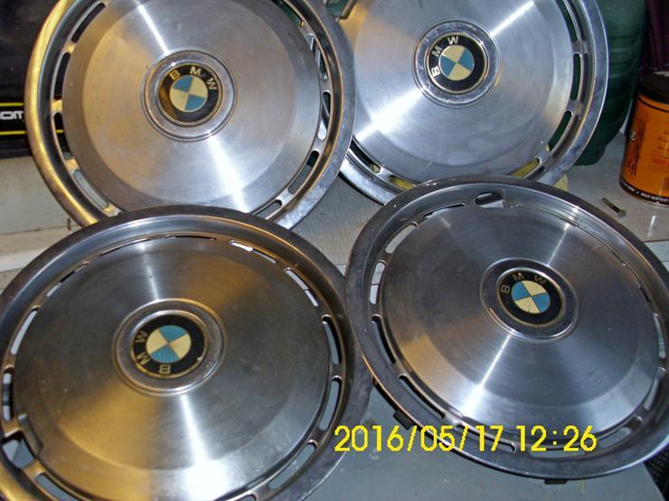 BMW Crom-Radzierkappen 13 Zoll