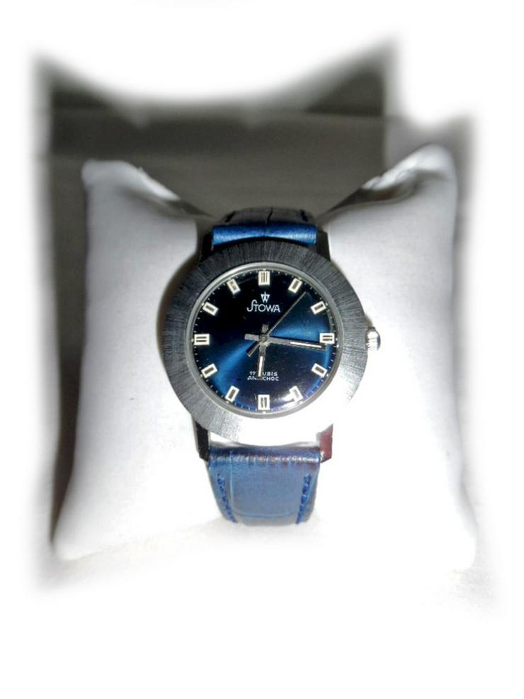 Seltene Armbanduhr von Stowa