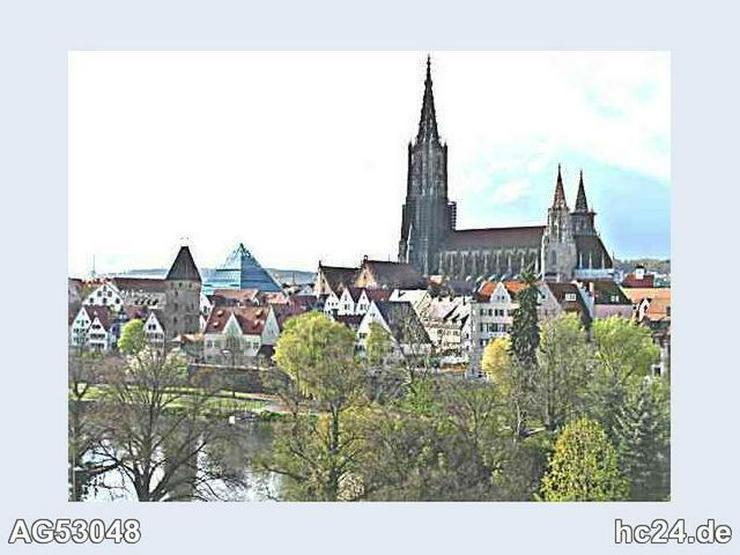 *** möblierte 2 Zimmerwohnung in Neu-Ulm mit Münsterblick - Bild 1