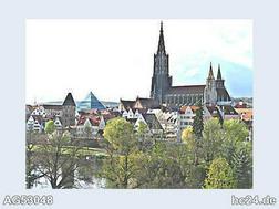 *** möblierte 2 Zimmerwohnung in Neu-Ulm mit Münsterblick
