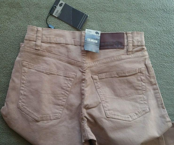 Bild 2: NEU Herren Jeans Stretch Hose W30 L32 NP. 70 #0