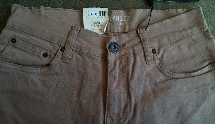 Bild 3: NEU Herren Jeans Stretch Hose W30 L32 NP. 70 #0