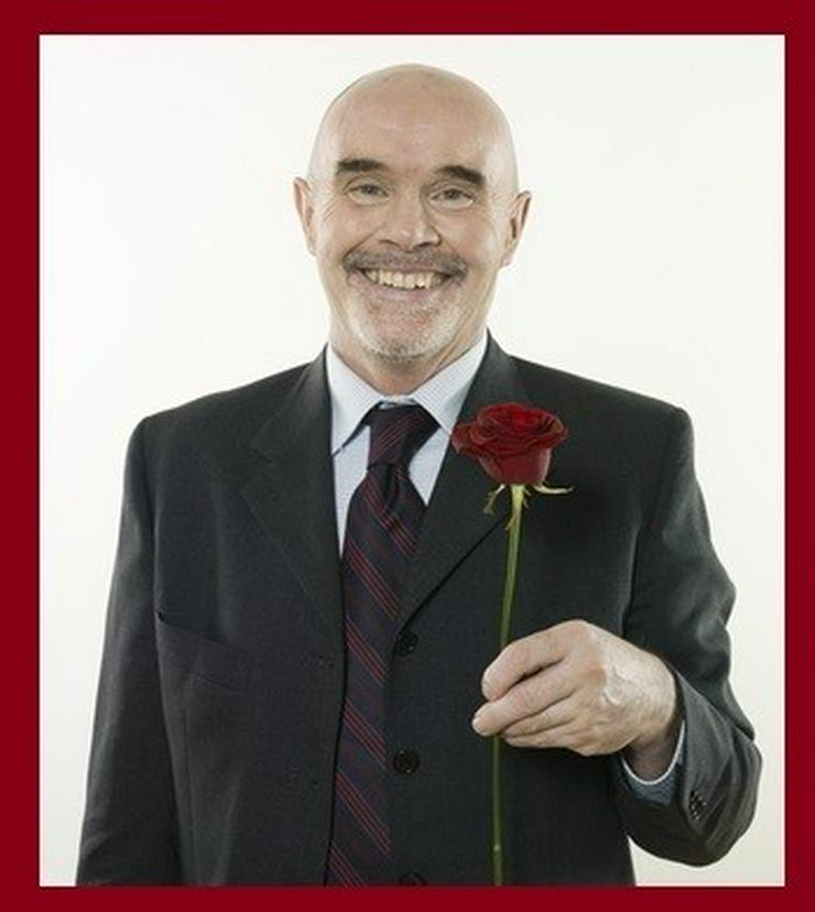 Welcher Lady darf ich rote Rosen schenken?
