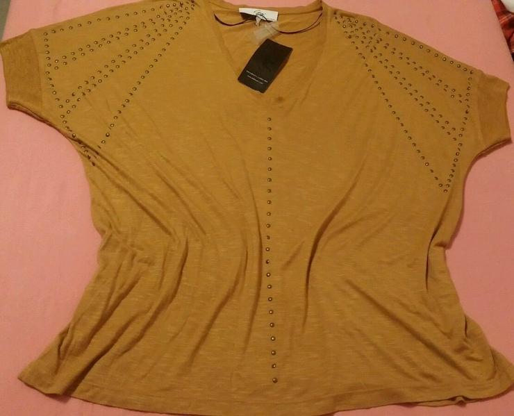 NEU Gr. 48 Damen Shirt von GIGI Preis 49,99 #0x