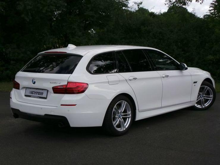 Bild 4: BMW 535dA Touring M-Sportpaket Navi Kamera Memory