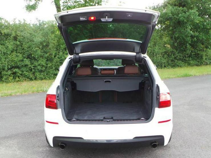 Bild 5: BMW 535dA Touring M-Sportpaket Navi Kamera Memory