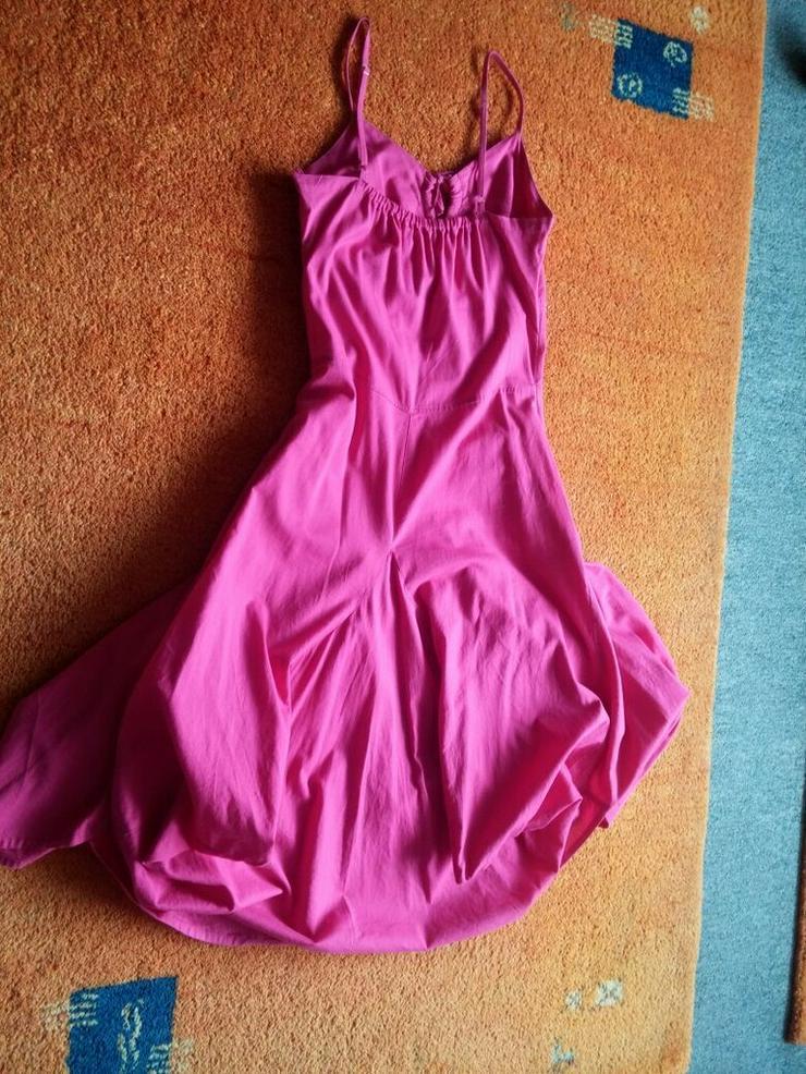 Bild 2: Damen Kleid Sommer Träger Kleid Gr.38