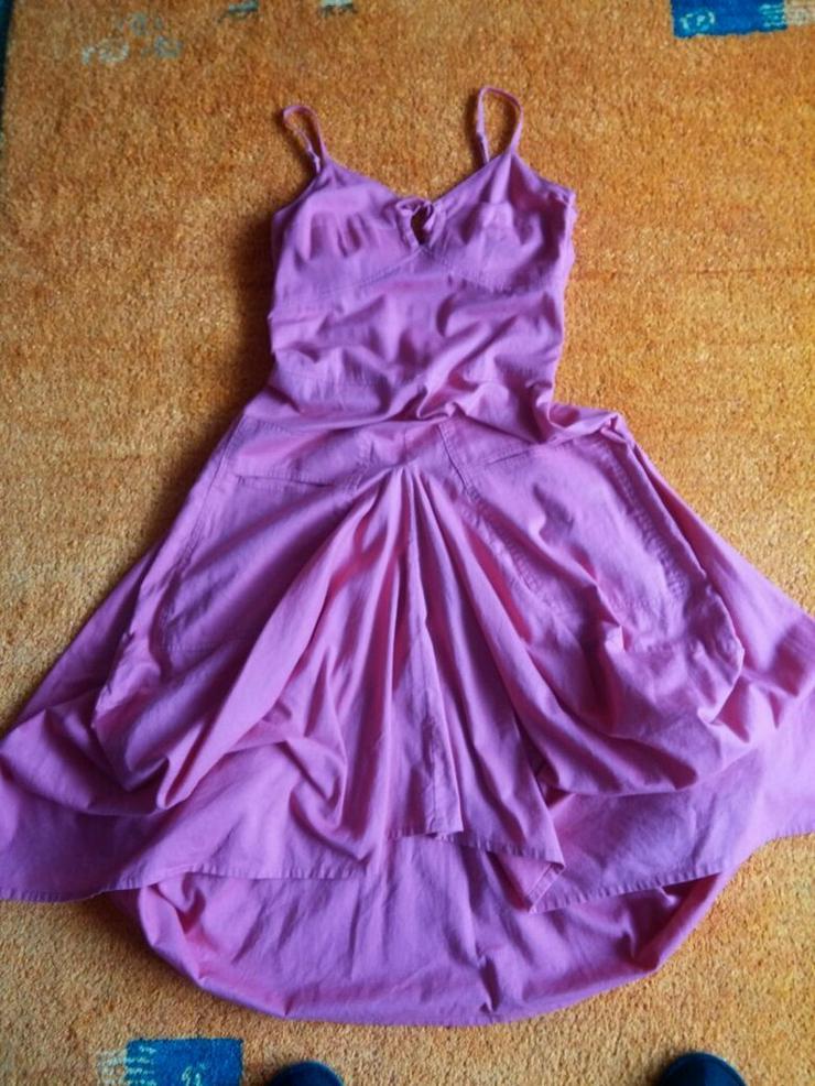 Bild 3: Damen Kleid Sommer Träger Kleid Gr.38