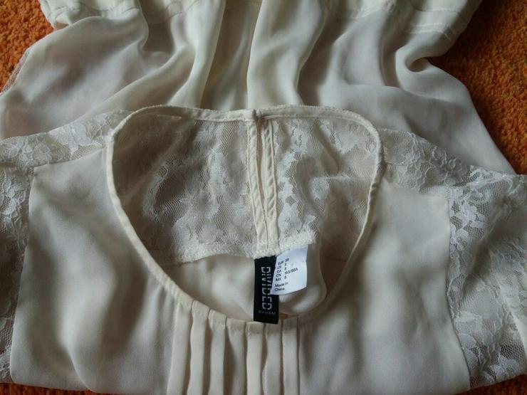 Bild 4: Damen Kleid Tunika lagenlook von H&M Gr.38