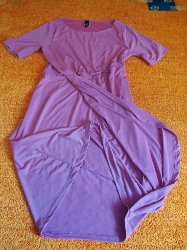 Bild 2: Damen Kleid Lagenlook Gr.40 v. B.C. in Weinrot