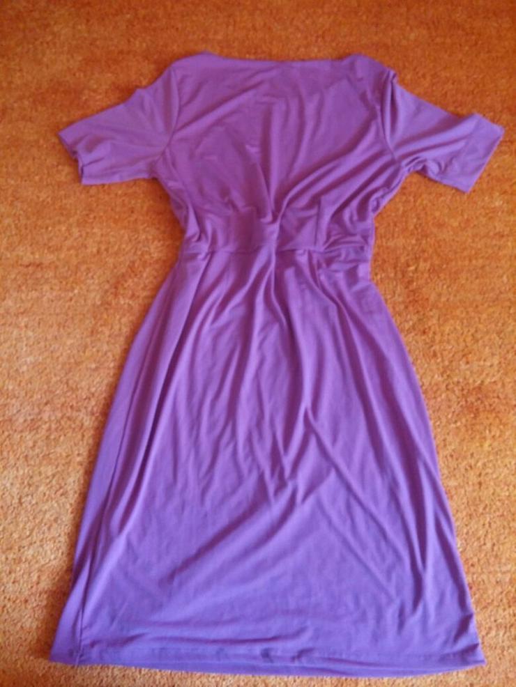 Bild 3: Damen Kleid Lagenlook Gr.40 v. B.C. in Weinrot