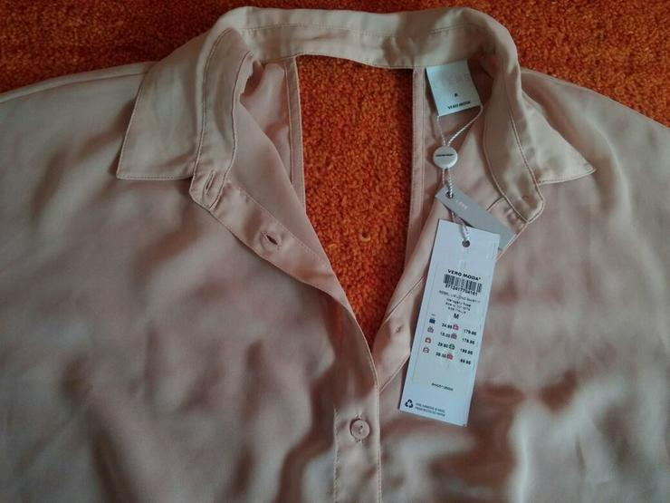 Bild 2: Damen Bluse NEU Gr.42 Gerry Weber in Altrosa
