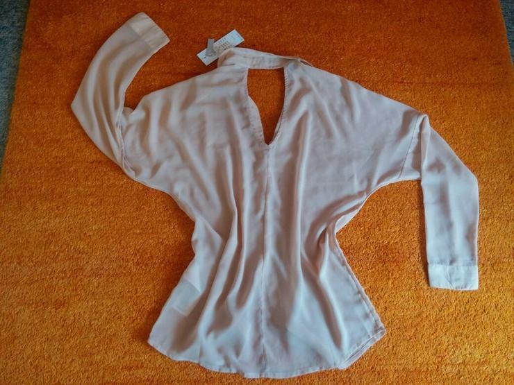 Bild 3: Damen Bluse NEU Gr.42 Gerry Weber in Altrosa