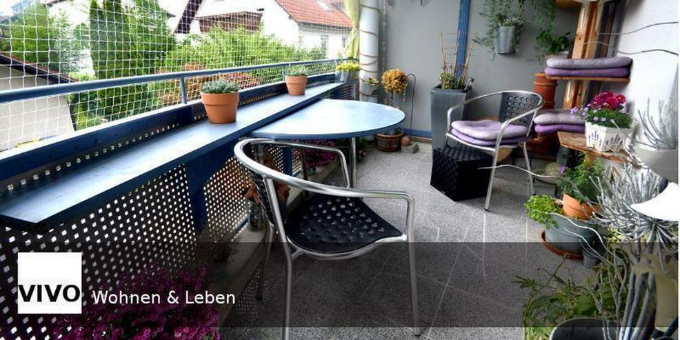 Bild 5: 3-Zimmer-Wohnung Kaufering ideal für Pendler