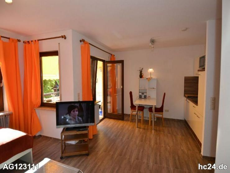 Möbliertes Apartment in Bad Bellingen - Wohnen auf Zeit - Bild 1