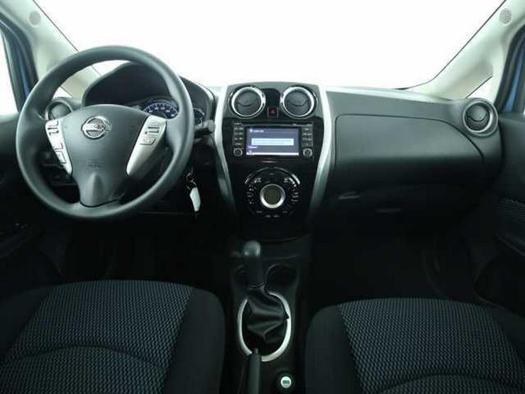 Bild 4: NISSAN Note 1.2 acenta Tech Navi 360° Klimaauto LMF