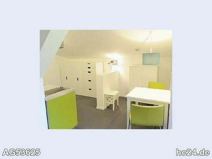 Bild 2: Komplett möbl., modernes Dachstudio nähe Altusried, frei ab Mitte Jan. 2019