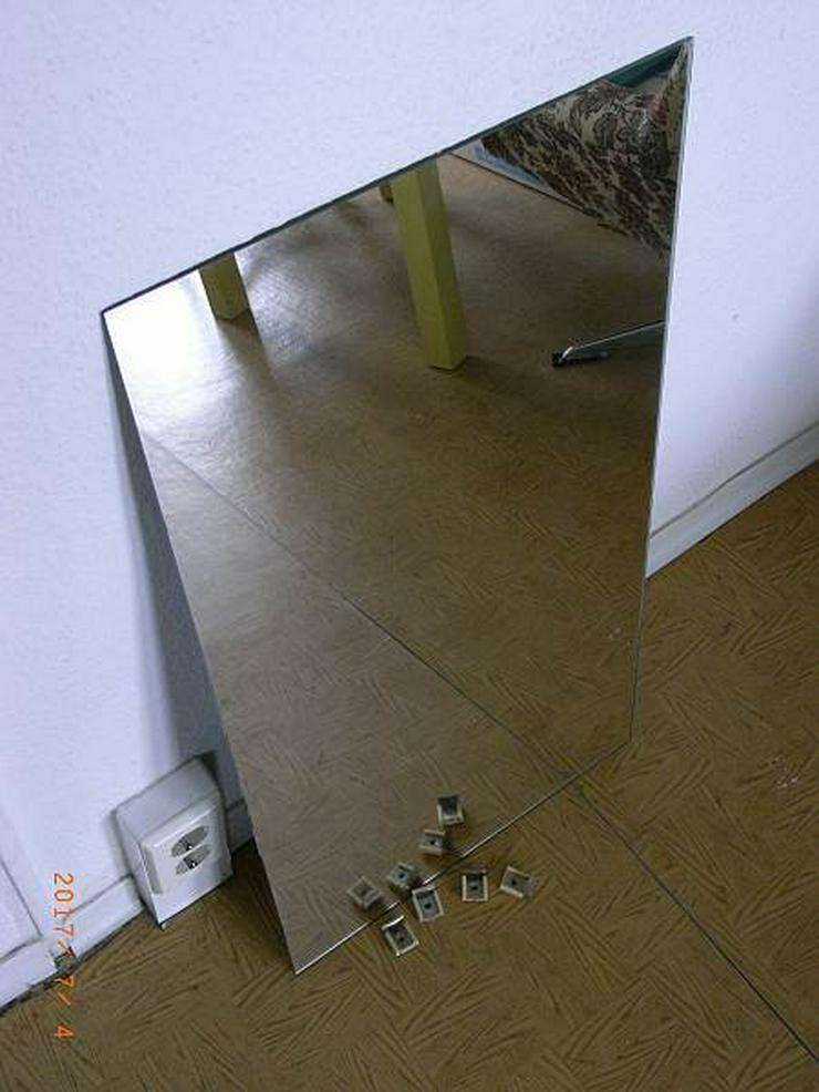 Wandspiegel mit Aufhängung 43x75cm - Spiegel - Bild 1