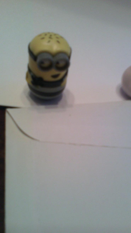 Bild 3: Rewe Sammelkarten Minion