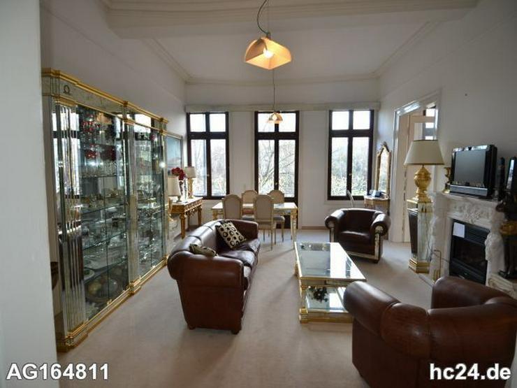 Bild 2: Möblierte 2-Zimmer Altbau Wohnung mit Aufzug und Balkon in Wiesbaden