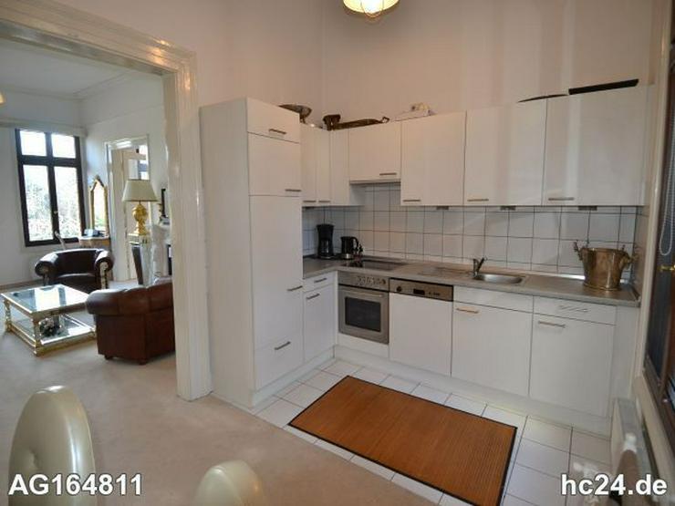 Bild 3: Möblierte 2-Zimmer Altbau Wohnung mit Aufzug und Balkon in Wiesbaden