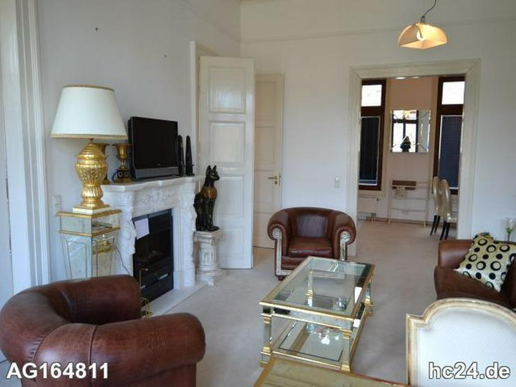Bild 4: Möblierte 2-Zimmer Altbau Wohnung mit Aufzug und Balkon in Wiesbaden