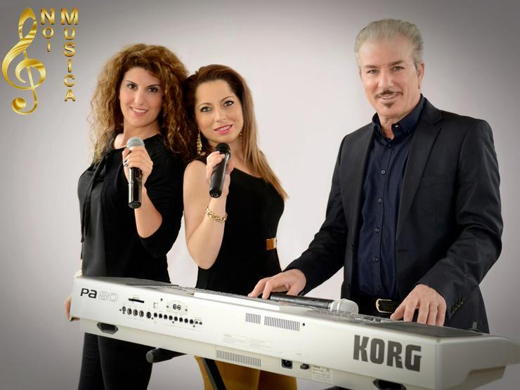 NoiMusica'' Italienische Live Musik Band