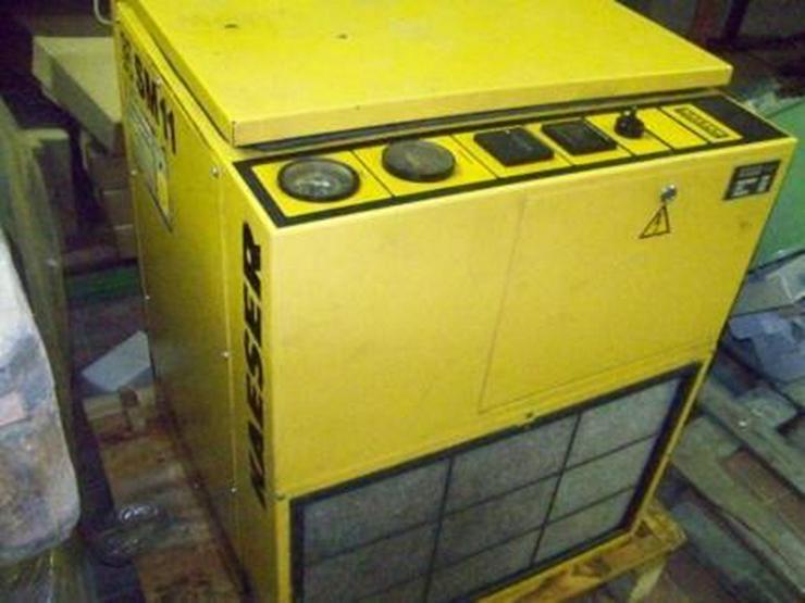 Bild 2: Kaeser SM 11 Schraubenkompressor