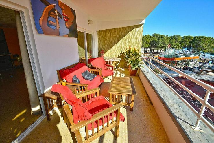3 Schlafzimmer Wohnung zwischen Strand und Boulevard de Paguera
