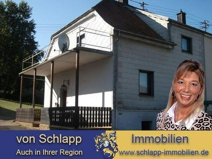 St. Wendel-Niederlinxweiler: Einfamilienhaus 137 m² sucht pfiffigen Handwerker zum verede...