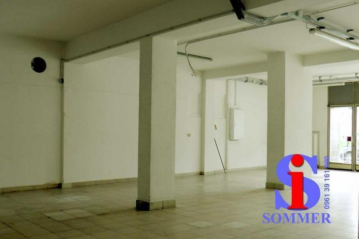 Bild 3: Gewerbeimmobilien Weiden // Laden Verkaufsraum Lager