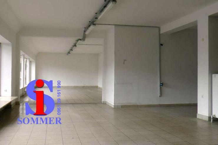 Gewerbeimmobilien Weiden // Laden Verkaufsraum Lager - Gewerbeimmobilie mieten - Bild 2