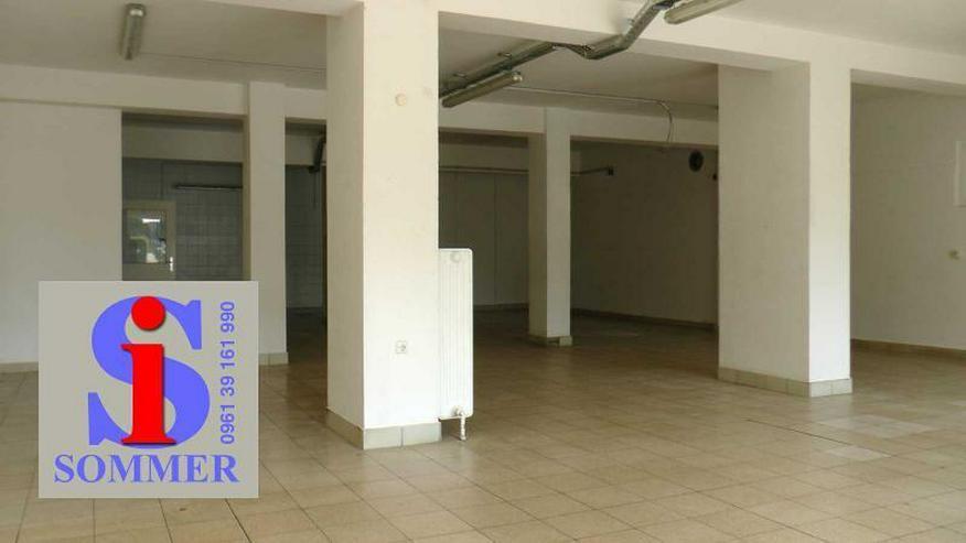 Bild 4: Gewerbeimmobilien Weiden // Laden Verkaufsraum Lager