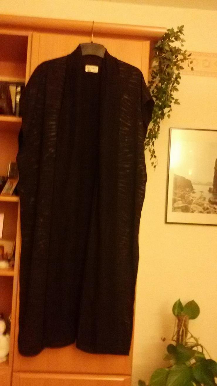 schwarzes Kleid - Größen 40-42 / M - Bild 1