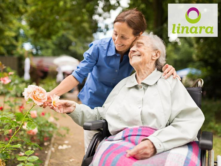 24h Pflege zu Hause - Liebevoll betreut