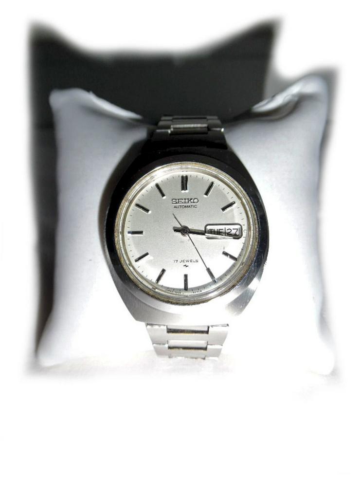 Sportliche Armbanduhr von Seiko Automatic