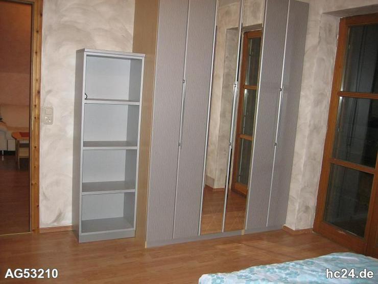 Bild 4: **** 2 möblierte Zimmer mit Bad in Einfamilienhaus in Weißenhorn